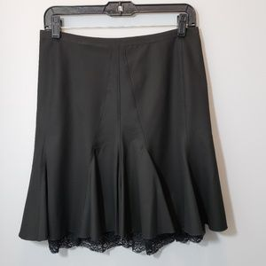 Skirts Tu Navy/white Stretch Skirt 22 Nwt Matching In Colour Women's Clothing